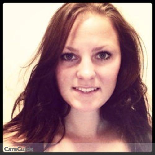 Canadian Nanny Provider Barbora's Profile Picture