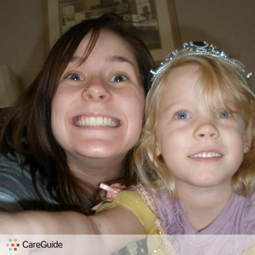 Child Care Provider Jessica Ansell's Profile Picture