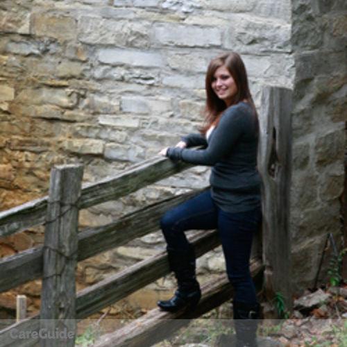 Canadian Nanny Provider Kristin Ferguson's Profile Picture