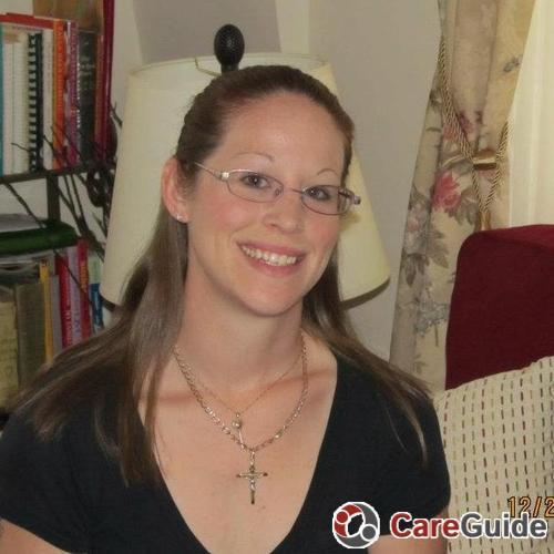 Child Care Provider Jen Carriles's Profile Picture