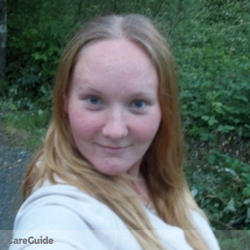 Canadian Nanny Provider Crystal Dunbar's Profile Picture