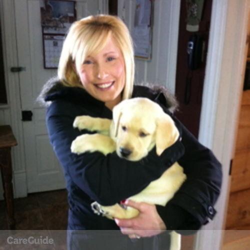 Canadian Nanny Provider Genevieve Ferretti's Profile Picture