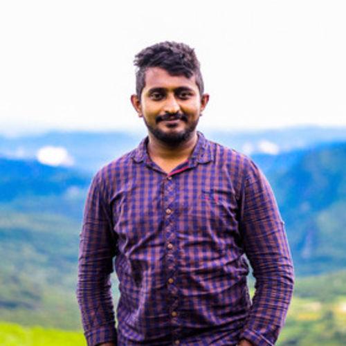 Elder Care Provider Dushantha Sudesh W's Profile Picture