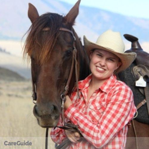 Canadian Nanny Provider Carmen G's Profile Picture