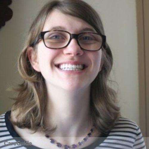 Canadian Nanny Provider Erin Lapp's Profile Picture