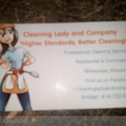Housekeeper Provider Amber Stanislawski's Profile Picture