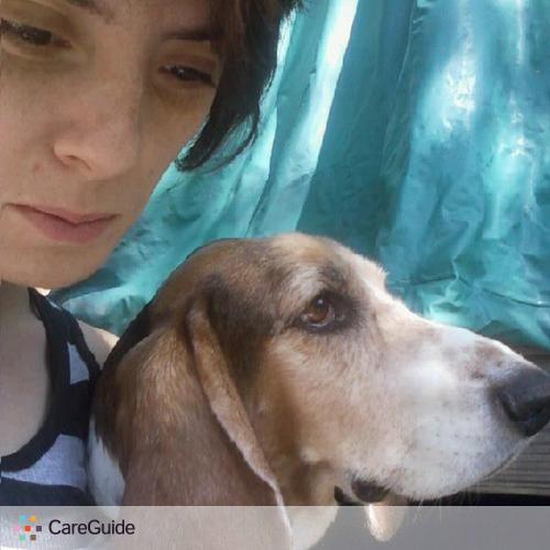 Pet Care Provider Sarah DeRosier's Profile Picture