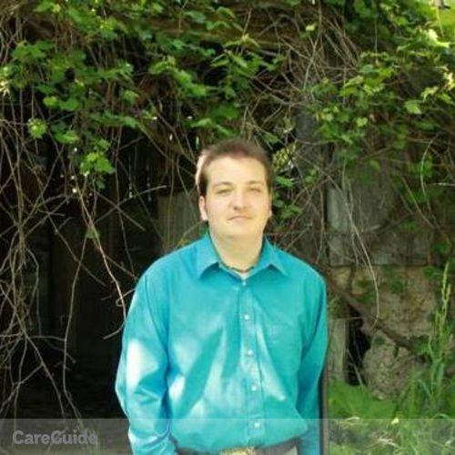 Child Care Provider Maxwell P's Profile Picture