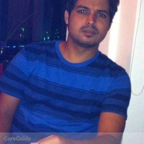 Canadian Nanny Provider Ravinderdutt Kotiyal's Profile Picture