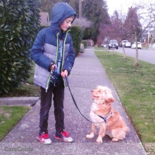 Pet Care Provider Athena N's Profile Picture