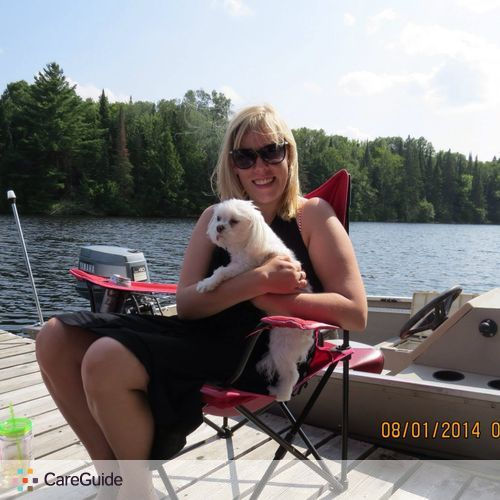 Pet Care Provider Alysia Poirier's Profile Picture