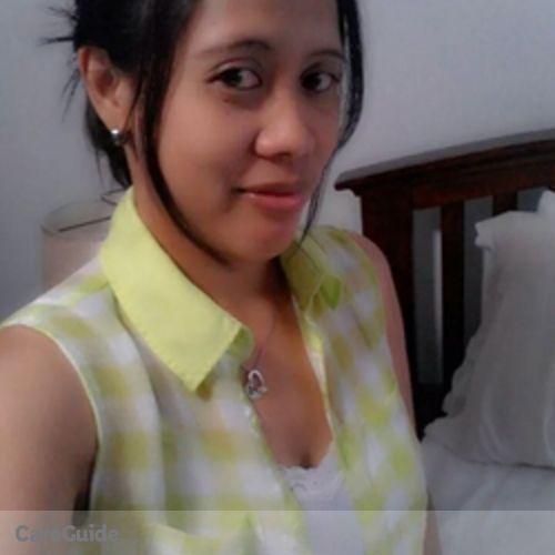 Canadian Nanny Provider Alma M's Profile Picture