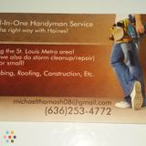All-In-One Handyman Service