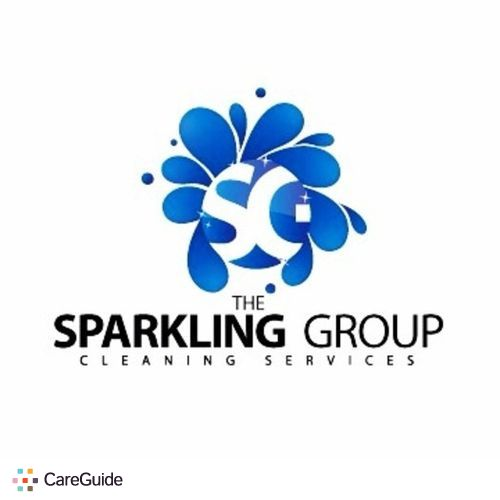 Housekeeper Provider Sparkle Cleaning's Profile Picture