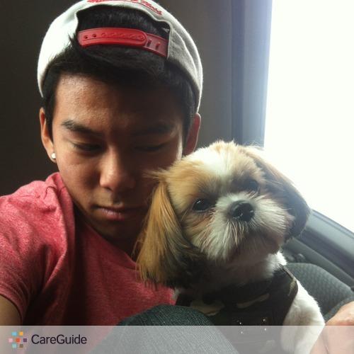 Pet Care Provider Brandon Matsumoto's Profile Picture