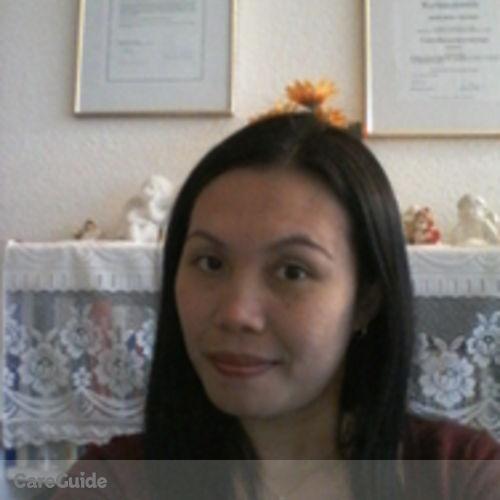 Canadian Nanny Provider Christie Mae Estrera's Profile Picture
