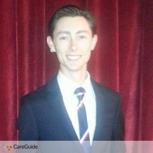 Child Care Provider Pierce Hamilton's Profile Picture