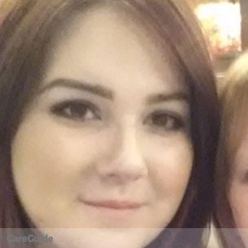 Canadian Nanny Provider Jessica Lofty's Profile Picture