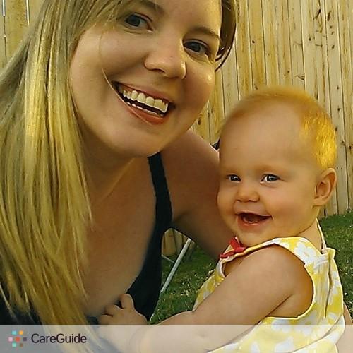 Child Care Provider Jen B's Profile Picture