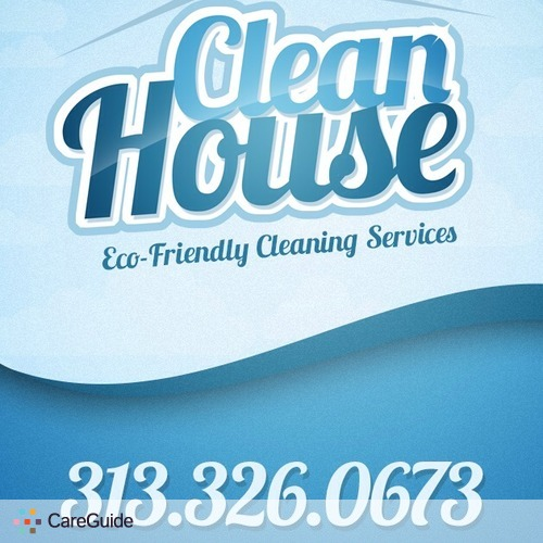Housekeeper Provider Clean House's Profile Picture