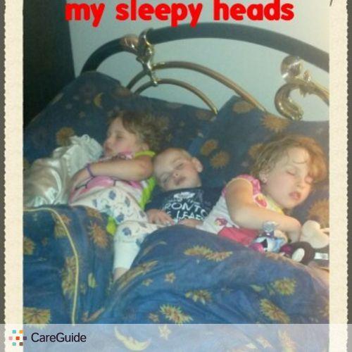 Child Care Job Jen Huxley's Profile Picture