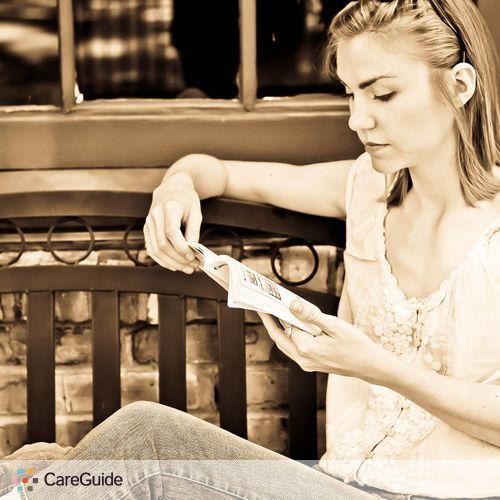 Writer Provider Nicole Evans's Profile Picture