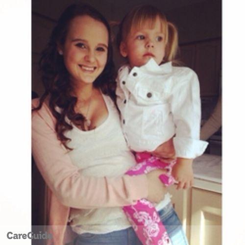 Canadian Nanny Provider Vanessa McCracken's Profile Picture