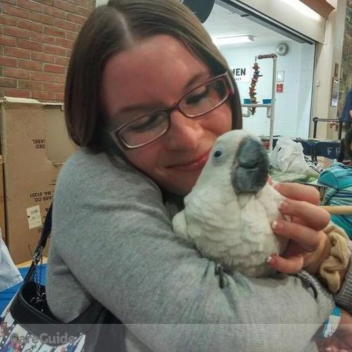 Pet Care Provider Samantha Sugden's Profile Picture