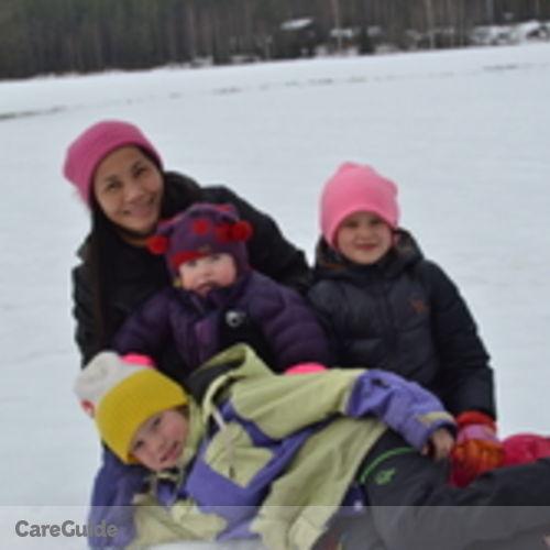 Canadian Nanny Provider Edilberta D's Profile Picture