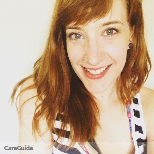 Canadian Nanny Provider Michelle Kisslinger's Profile Picture