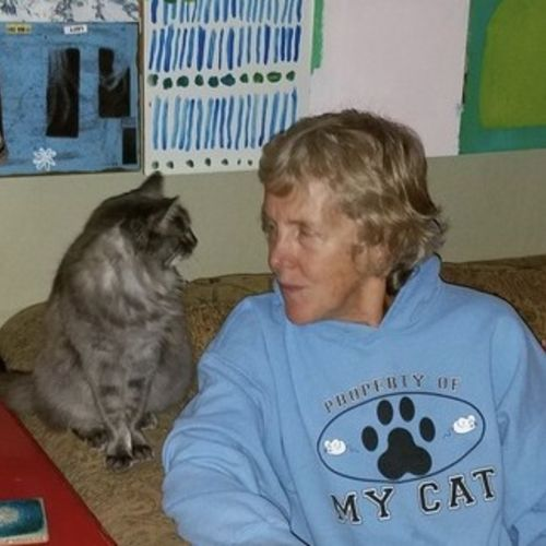 House Sitter Provider Susan J's Profile Picture