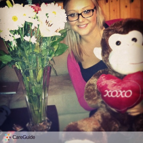 Child Care Provider Oksana K's Profile Picture