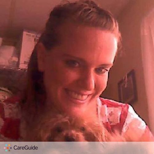 Pet Care Provider Jessica Hinckley's Profile Picture