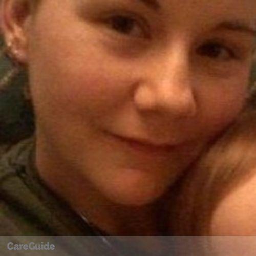 Canadian Nanny Provider Sarah Reid's Profile Picture