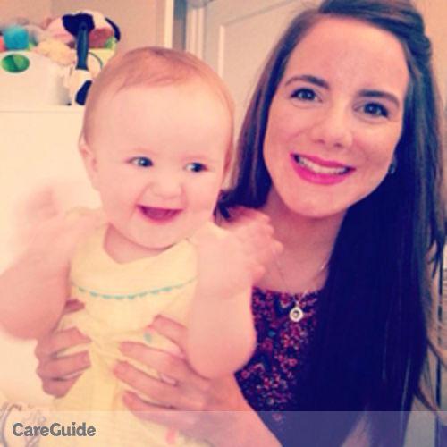 Canadian Nanny Provider Krista T's Profile Picture
