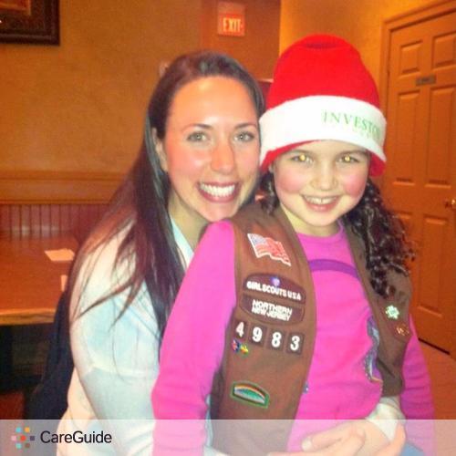 Child Care Provider Abby Conger's Profile Picture