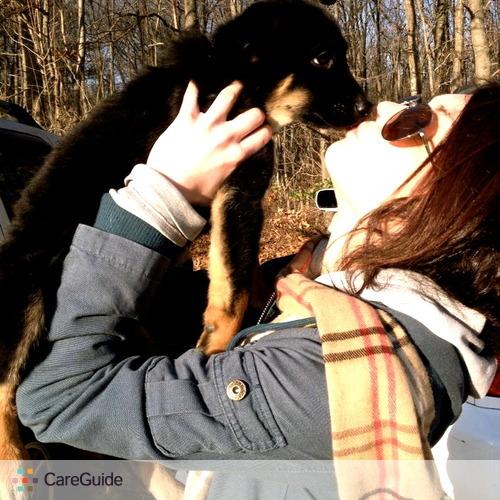 Pet Care Provider Victoria Haupt's Profile Picture