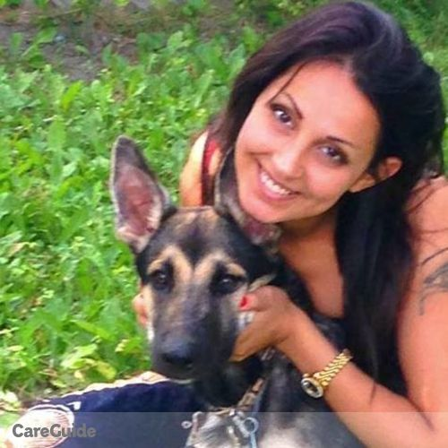 Canadian Nanny Provider Maryam A's Profile Picture