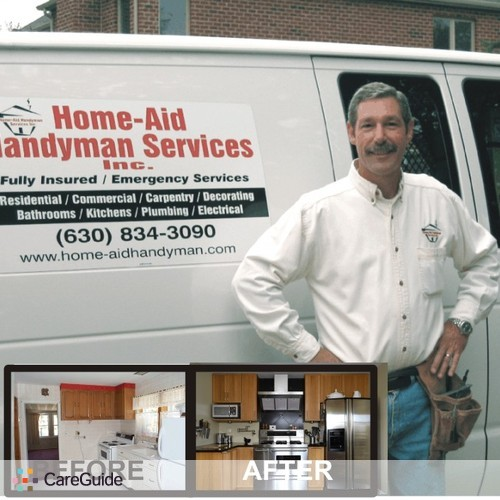 Handyman Provider Gregory Garber's Profile Picture