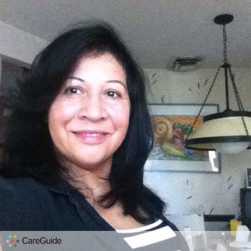 Child Care Provider Manuela F's Profile Picture