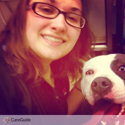 Pet Care Provider Ashley Glanzer's Profile Picture