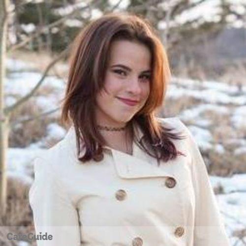 Canadian Nanny Provider Rachel Harrison's Profile Picture