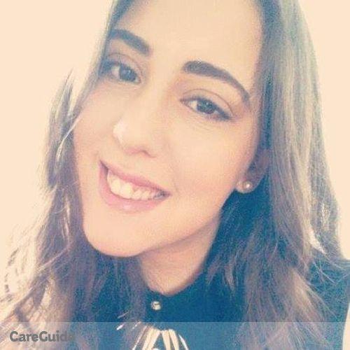 Canadian Nanny Provider Maria Jose Lopez's Profile Picture