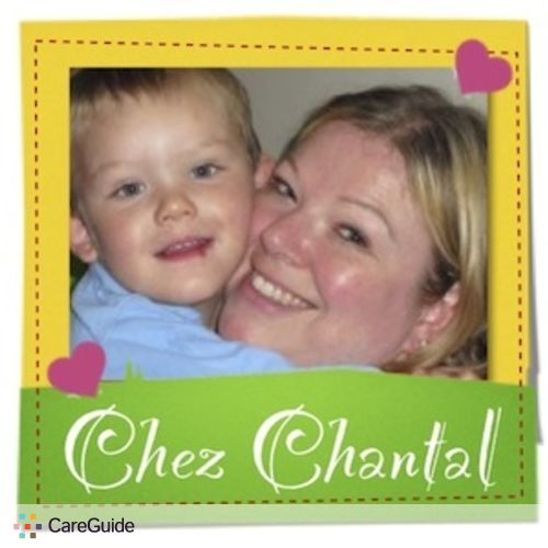Child Care Provider Chantal Cloutier's Profile Picture