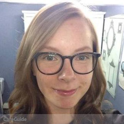 Canadian Nanny Provider Olivia Tefft's Profile Picture