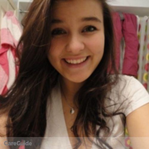 Canadian Nanny Provider Paige C's Profile Picture