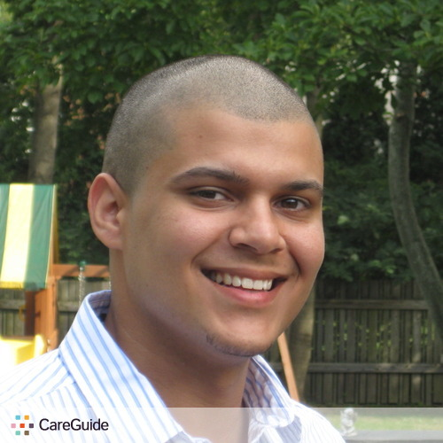 Pet Care Provider Gabriel Hernandez's Profile Picture