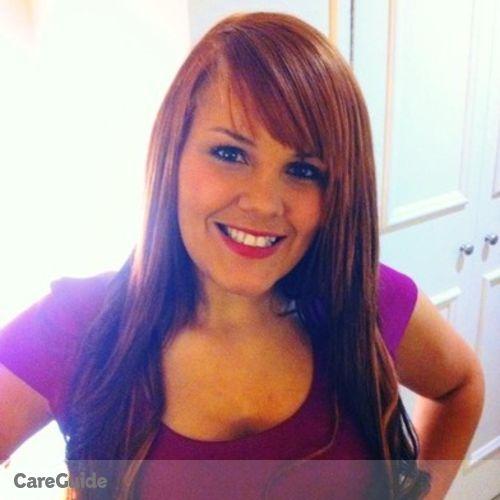 Canadian Nanny Provider Emilie Marceau's Profile Picture