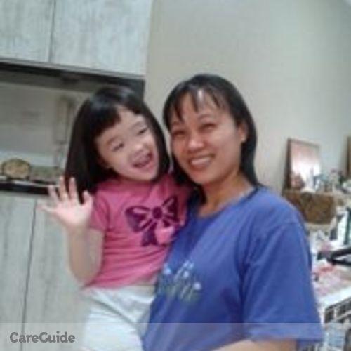 Canadian Nanny Provider Jingle M's Profile Picture