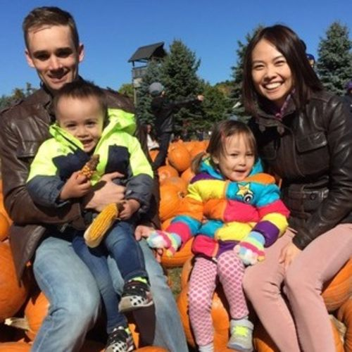 Canadian Nanny Job Stephanie Plow's Profile Picture